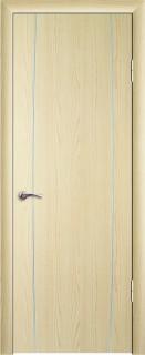 """Межкомнатная дверь """"Модерн"""", пг, беленный дуб"""