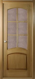 """Межкомнатная дверь """"Наполеон"""", по, дуб"""