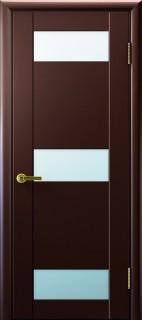 """Межкомнатная дверь """"Хеопс"""", по, венге"""