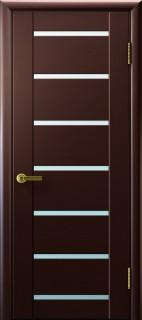 """Межкомнатная дверь """"Осирис"""", по, венге"""