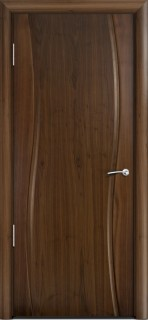 Межкомнатная дверь Омега, пг, американский орех