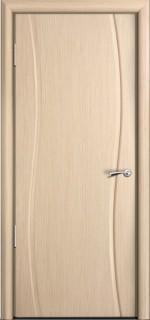 """Межкомнатная дверь """"Омега"""", пг, беленный дуб"""