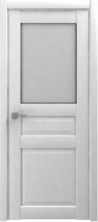 """Межкомнатная дверь """"P 4"""", белое дерево"""