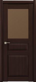 """Межкомнатная дверь """"P 4"""", орех"""