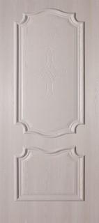 """Межкомнатная дверь ПВХ """"Пальмира"""", пг, дуб ивори"""