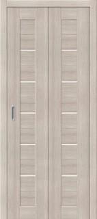 """Складная дверь """"Порта-22"""", по, Cappuccino veralinga"""