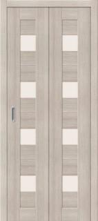 """Складная дверь """"Порта-23"""", по, Cappuccino veralinga"""