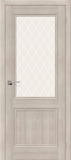 """Межкомнатная дверь """"Порта-63"""", по, Cappuccino Veralinga"""