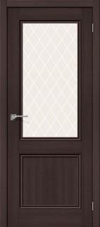 """Межкомнатная дверь """"Порта-63"""", по, Wenge Veralinga"""