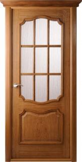 """Межкомнатная дверь """"Премьера"""", по, дуб патина"""