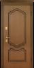 """-Стальная дверь  """"Престиж"""", орех"""