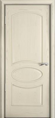 """Межкомнатная дверь """"Рим"""", пг, ясень жемчуг"""