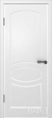 """Межкомнатная дверь """"Родена"""", пг, белый"""