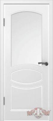 """Межкомнатная дверь """"Родена"""", по, белый"""