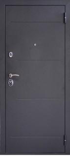 Стальная дверь SD PROF-5 NEW LINE, светлый дуб