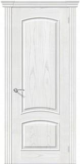 "Межкомнатная дверь ""Амальфи"", пг, жемчуг"