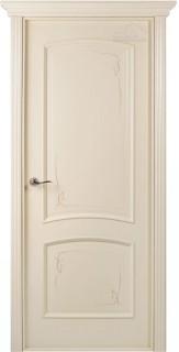 """Межкомнатная дверь """"Сорренто"""", пг, слоновая кость"""