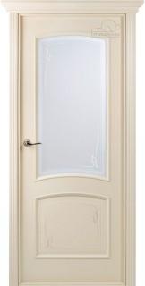 """Межкомнатная дверь """"Сорренто"""", по, слоновая кость"""
