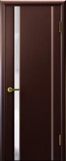 """Межкомнатная дверь """"Стелла 1"""", по, венге"""