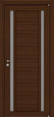 """Межкомнатная дверь """"2122"""", по, орех вельвет"""