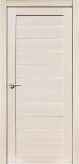 """Межкомнатная дверь """"Тефея"""", по, кремовая лиственница"""