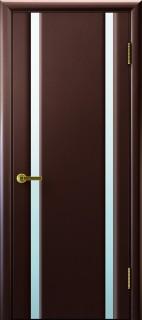 """Межкомнатная дверь """"Техно 2"""", по, венге"""