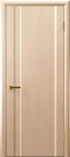 "Межкомнатная дверь ""Техно 1"", пг, беленый дуб"