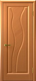 """Межкомнатная дверь """"Торнадо"""", пг, анегри тон 34"""