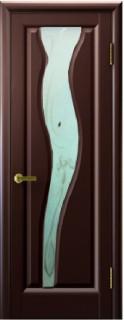 """Межкомнатная дверь """"Торнадо 2"""", по, венге"""