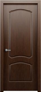 Межкомнатная дверь Твист, пг, венге