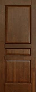 Межкомнатная дверь Валенсия, пг, античный орех