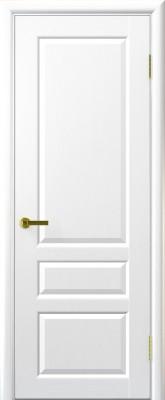"""Межкомнатная дверь """"Валенсия"""", пг, ясень жемчуг"""