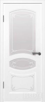 """Межкомнатная дверь """"Версаль"""", по, белый"""