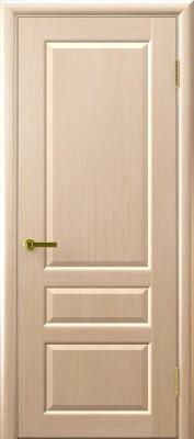 "Межкомнатная дверь ""Валентия 2"", пг, беленый дуб"
