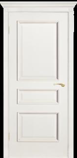 """Межкомнатная дверь """"Вена"""", пг, белый ясень"""