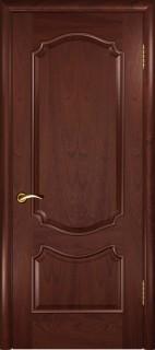 """Межкомнатная дверь """"Венеция"""", пг, красное дерево"""