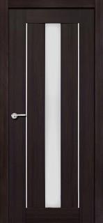 """Межкомнатная дверь """"Версаль 7 М"""", по, черный бархат"""