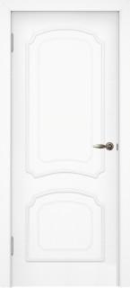 """Межкомнатная дверь """"Виктория"""", пг, белый"""