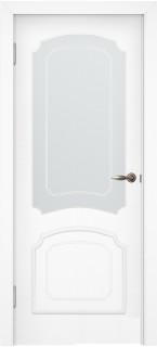 """Межкомнатная дверь """"Виктория"""", по, белый"""