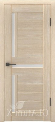 """Межкомнатная дверь """"Атум wc 16"""", по, капучино"""
