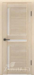 """Межкомнатная дверь """"Атум Х16"""", по, капучино"""