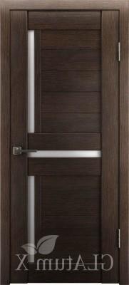 """Межкомнатная дверь """"Атум wc 16"""", по, венге"""