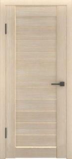 """Межкомнатная дверь """"Атум wc 6"""", пг, капучино"""