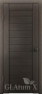 """Межкомнатная дверь """"Атум wc 6"""", пг, серый дуб"""