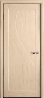 "Межкомнатная дверь ""Яна"", пг, беленный дуб"
