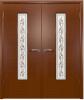 """Межкомнатная дверь """"Рондо"""", по, макоре"""