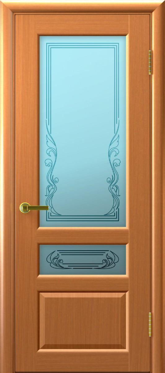 Дверь светлый анегри